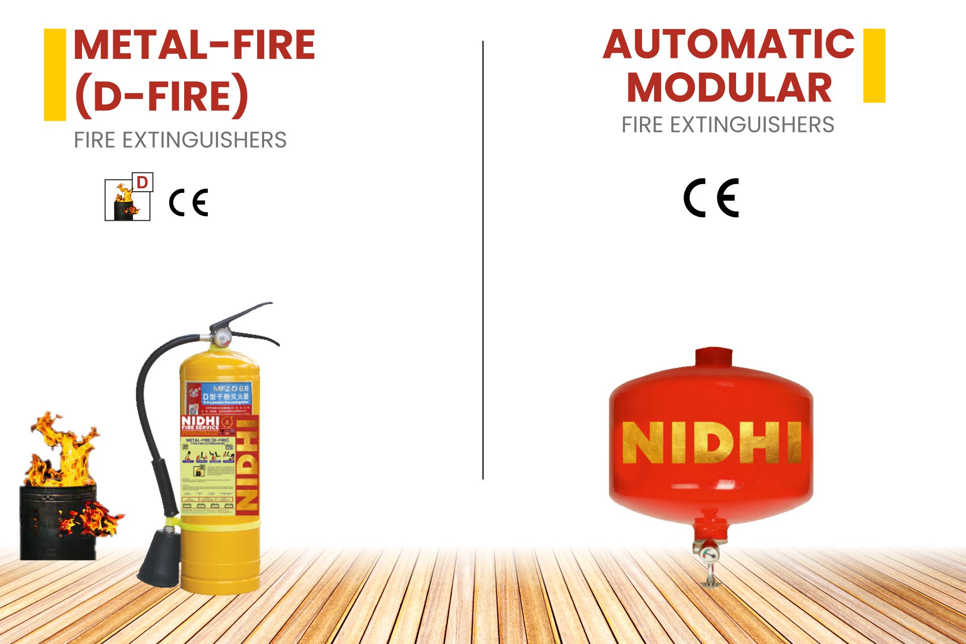 FIRE EXTINGUISHERS Product 6