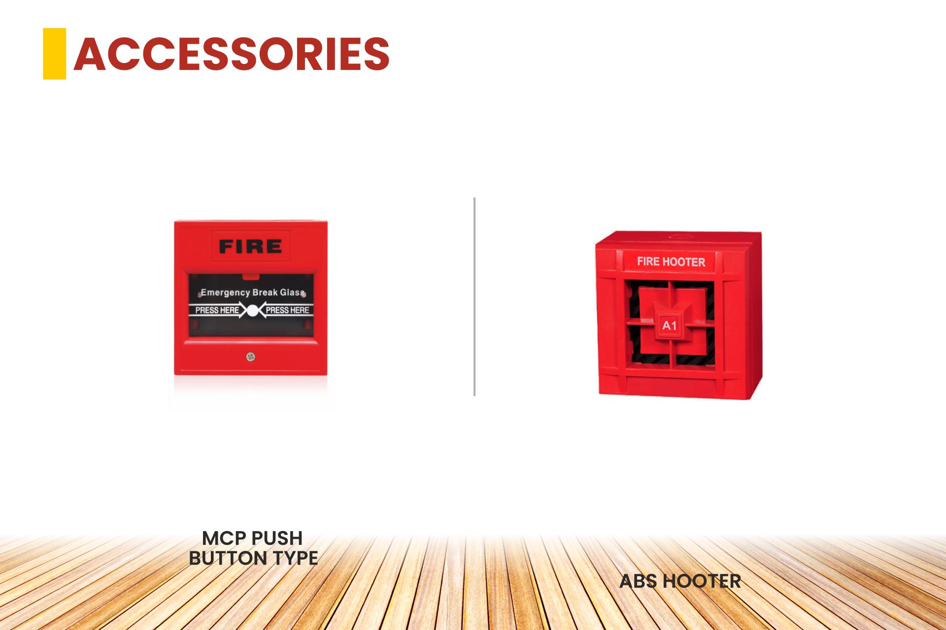 FIRE DETECTION Product