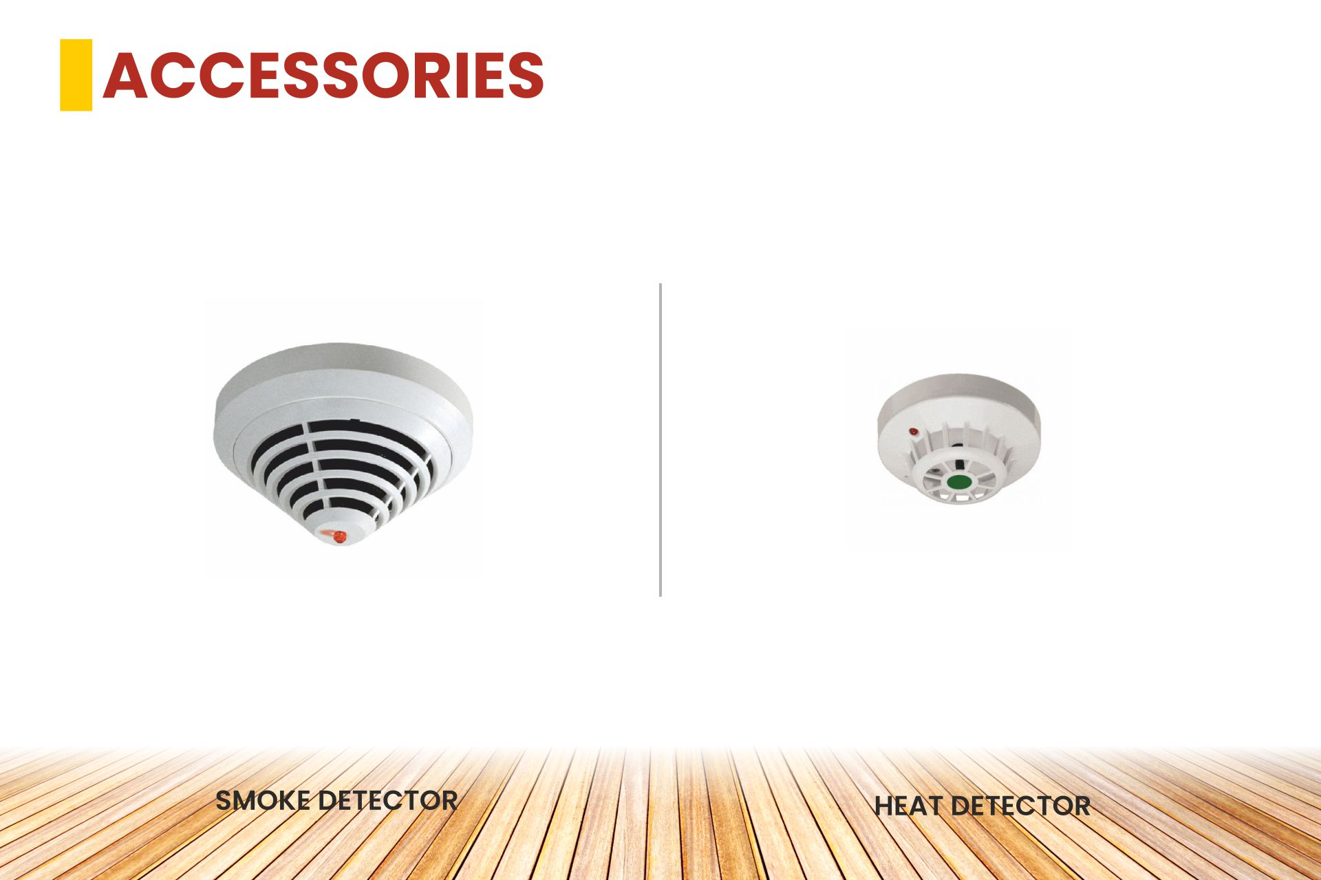 FIRE DETECTION Product 3