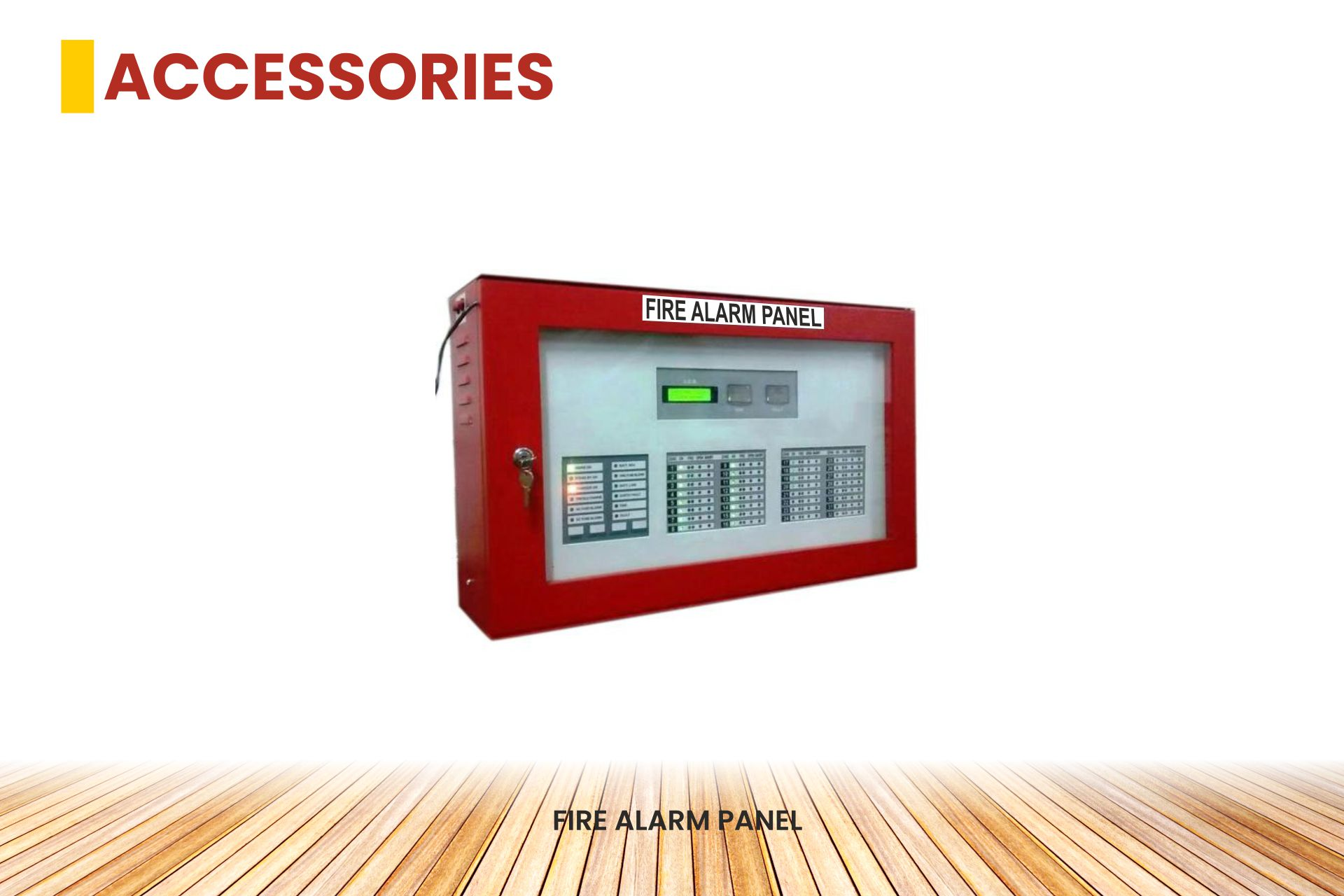 FIRE DETECTION Product 4