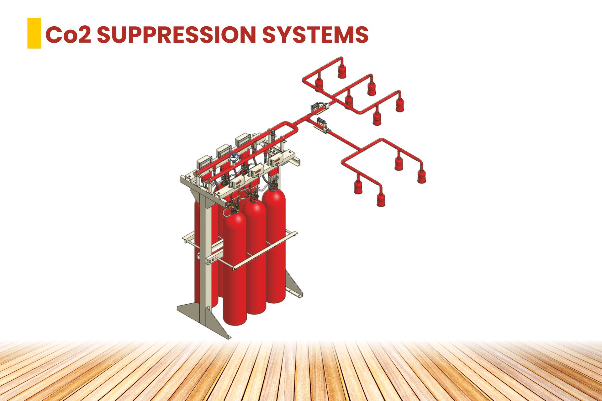 Co2 SUPPRESSION SYSTEM Product