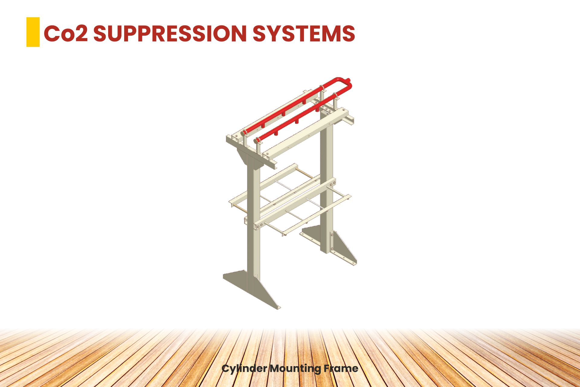 Co2 SUPPRESSION SYSTEM Product  2