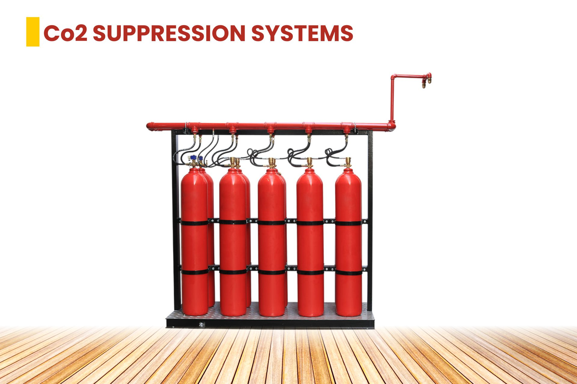 Co2 SUPPRESSION SYSTEM Product 4